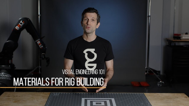02 Materials For Rig Building