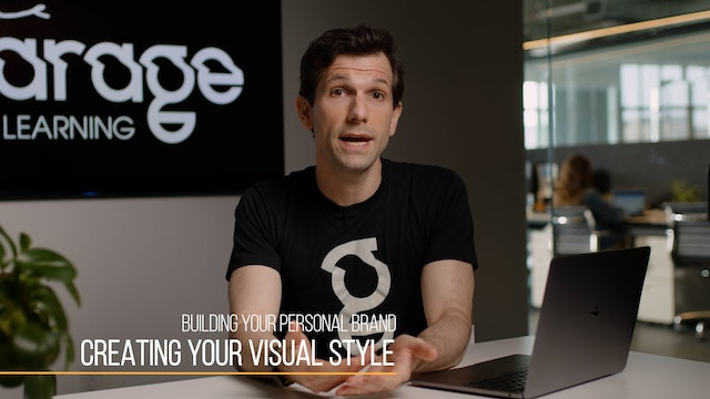 04. MARKETING YOURSELF - VISUAL STYLE