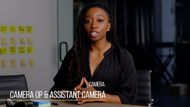 21 Production201 Camera Op And Assistant Camera