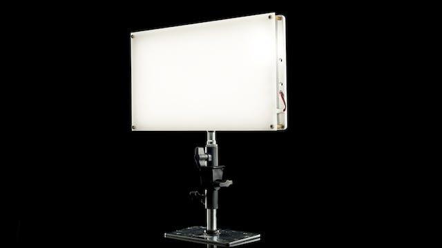 LED Soft Panel Building Tutorial