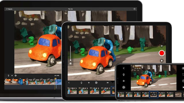 Stop Motion Animation with a Smartphone