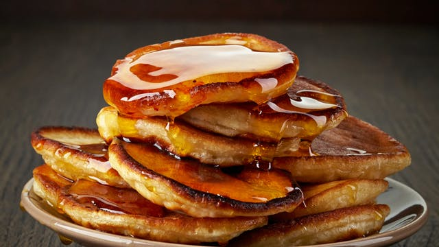 Intermediate Shot Breakdown - Pancake Drop