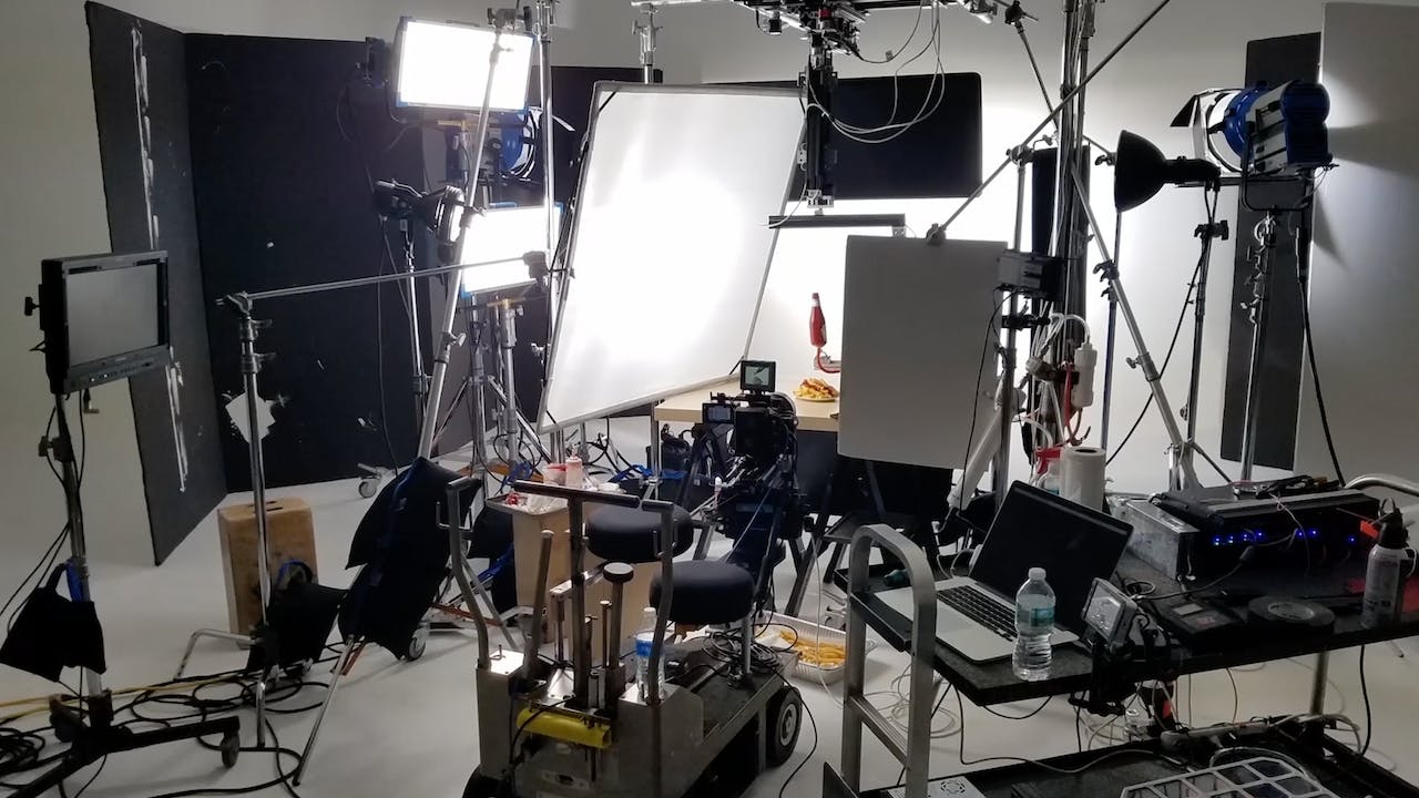 Producing 201 - Intro To Commercial Producing