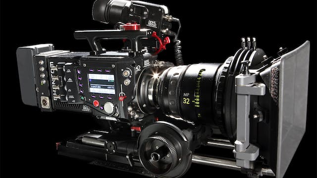 PRO - Lighting For High Speed Cinematography