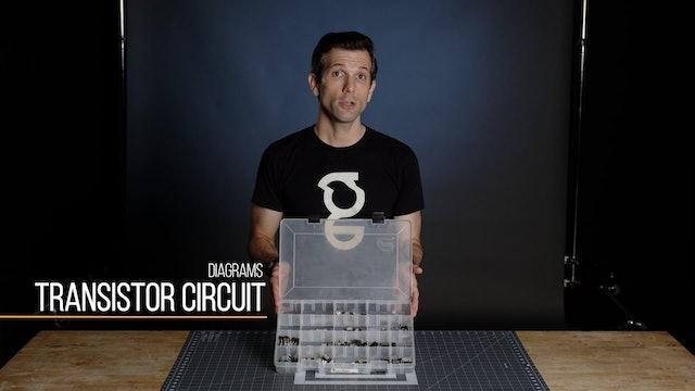 25. INTRO TO ELECTRONIC CIRCUITS - TRANSISTOR CIRCUIT