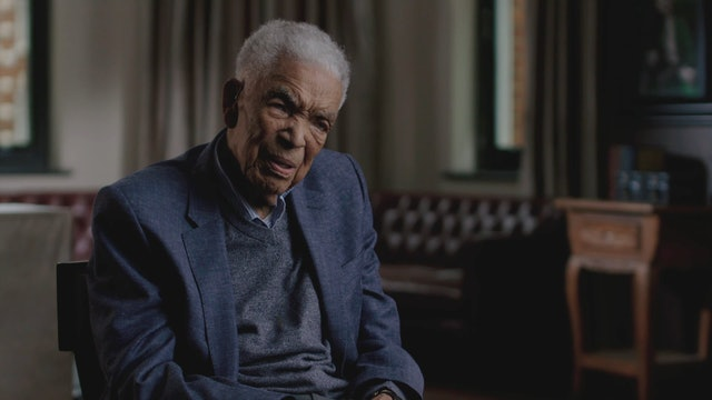 Earl Cameron Reflects