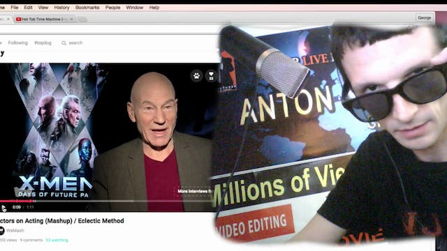 Gotta tell you something DailyMotion The George Anton Show