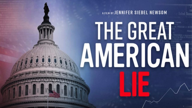 The Great American Lie— Annual Ed. Subscription