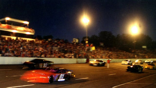 Go Fast, Turn Left: Voices from Orange County Speedway