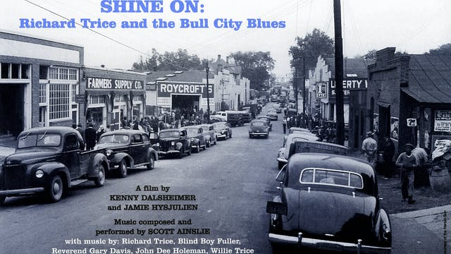 Shine On: Richard Trice and the Bull City Blues