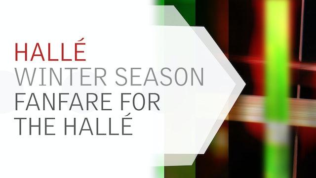 Winter Season - Fanfare for the Hallé (Standard)