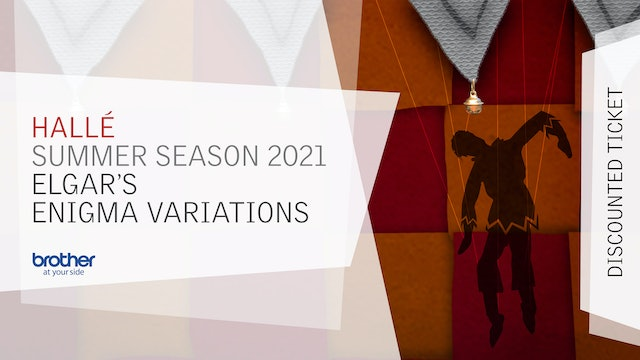 Summer 2021 - Enigma Variations (Discounted)