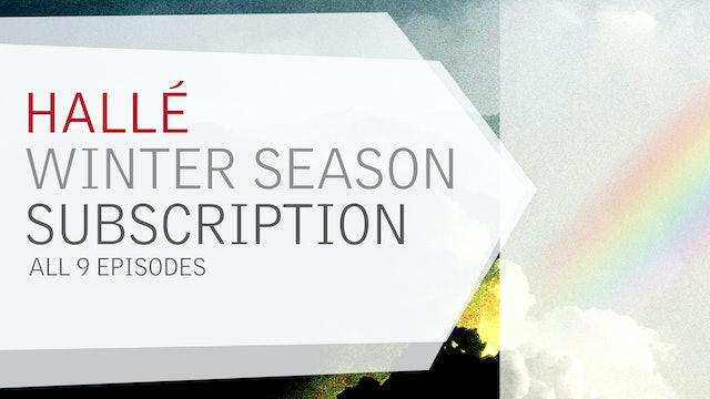 Winter Season 2020/21 - Subscription