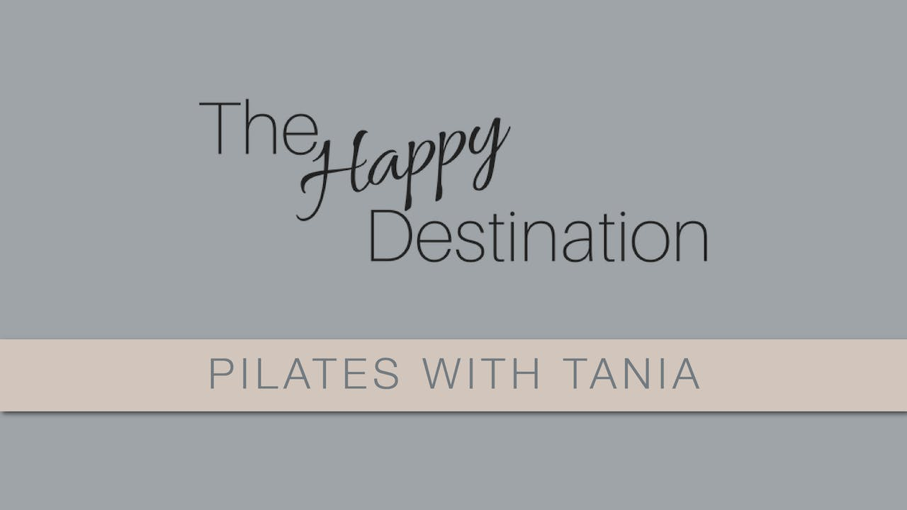 THD_Pilates with Tania - #6