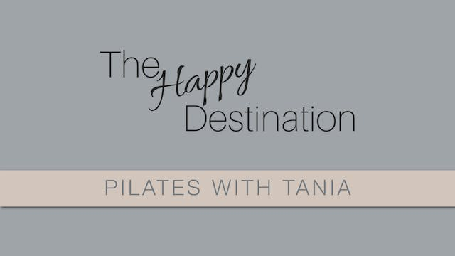 THD_Pilates with Tania - #2