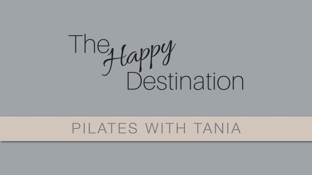 THD_Pilates with Tania - #1