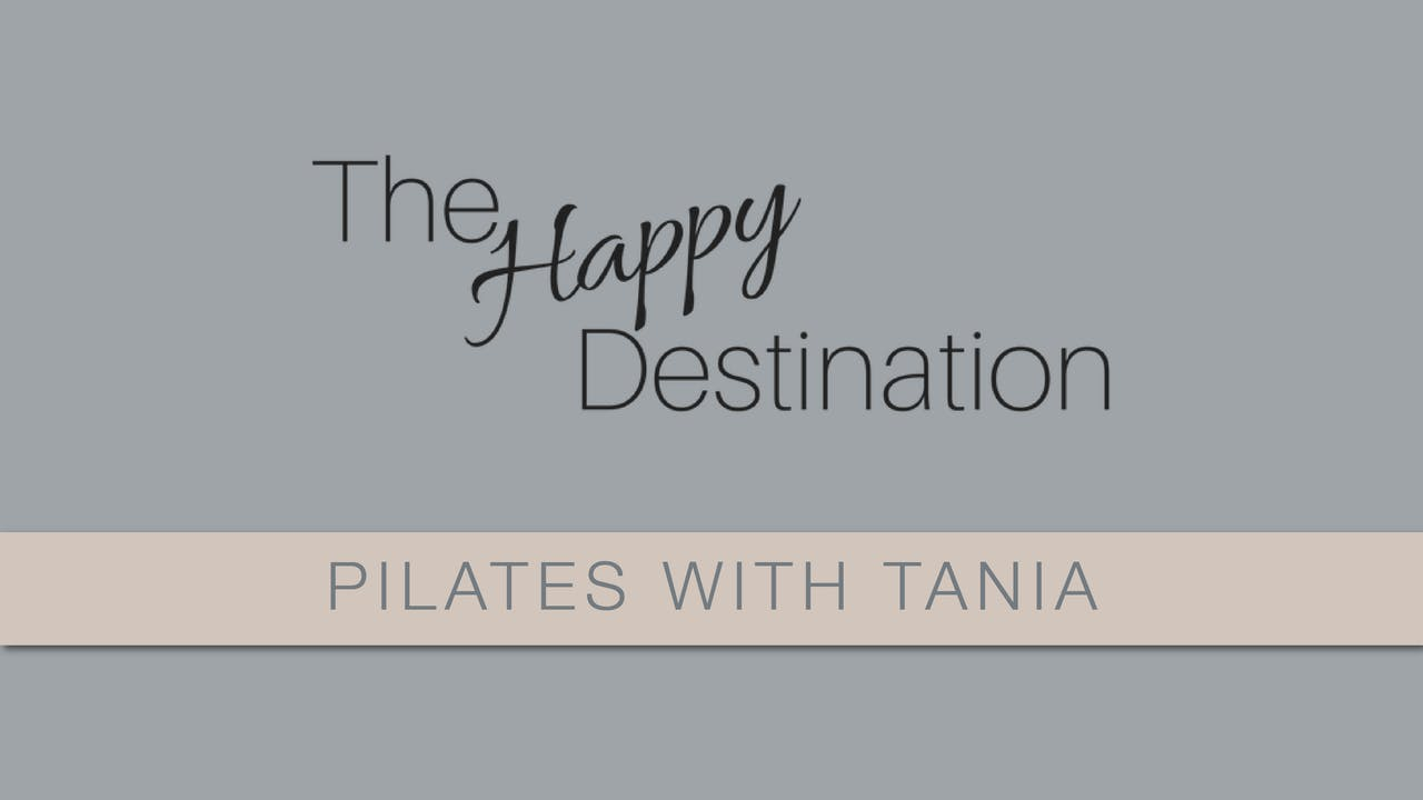 THD_Pilates with Tania - #4