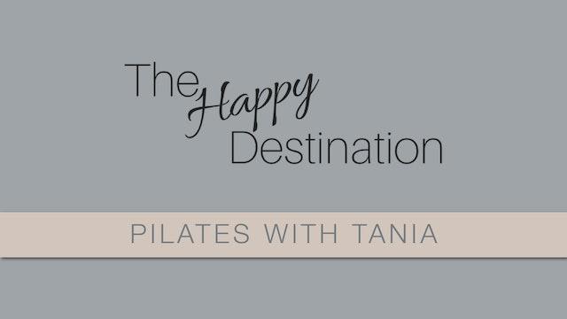 Pilates with Tania