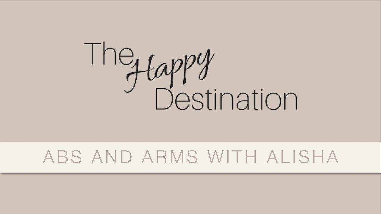 Abs and Arms with Alisha