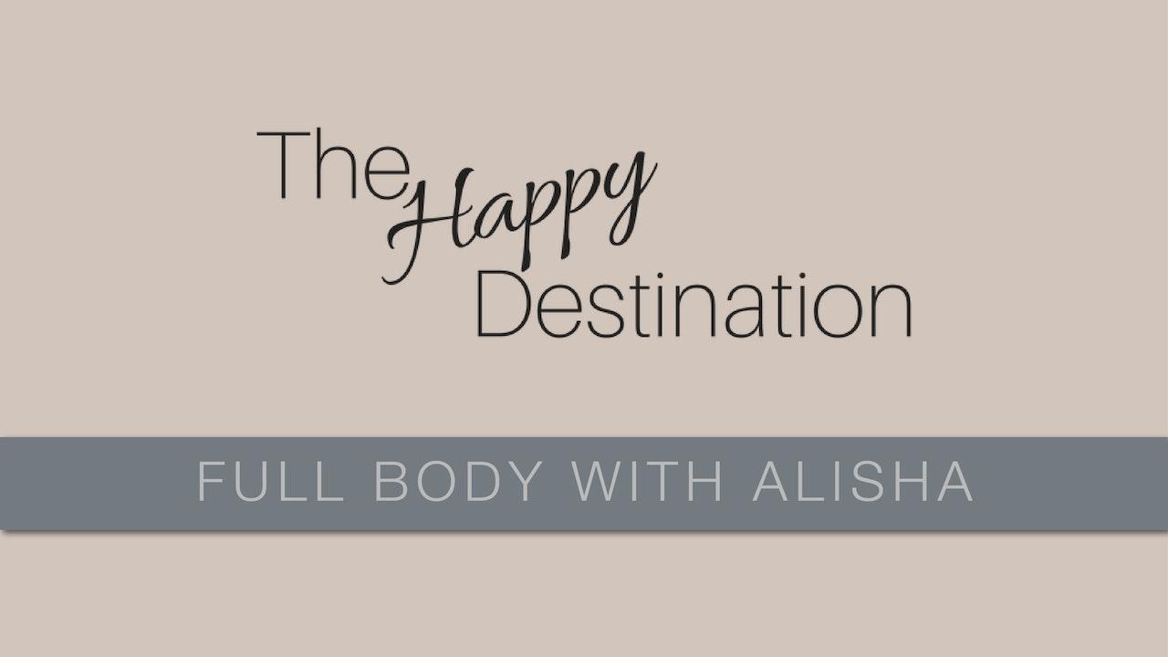 Full Body With Alisha