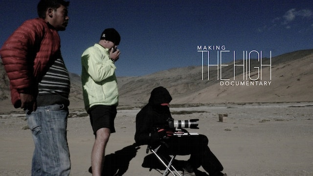 MAKING THE HIGH DOCUMENTARY