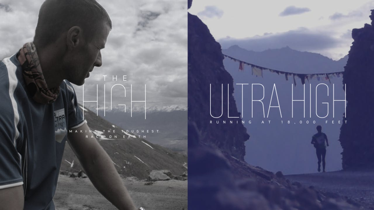 THE HIGH & ULTRA HIGH + ALL EXTRAS