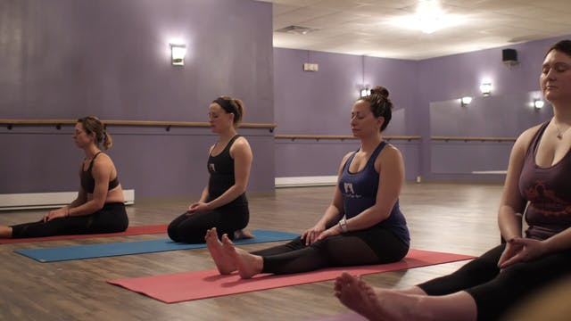 Gentle Yoga with Mary Beth