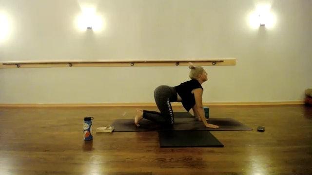 Gentle Yoga- Nov22