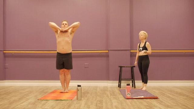 Bikram Yoga with Jen W