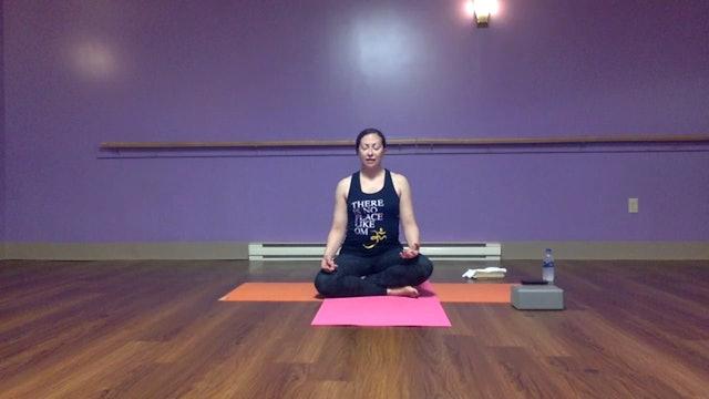 Yoga Detox- May 25