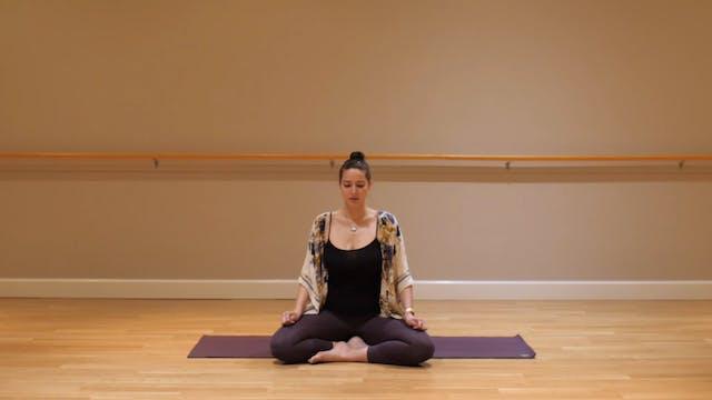 Meditation with Ashley