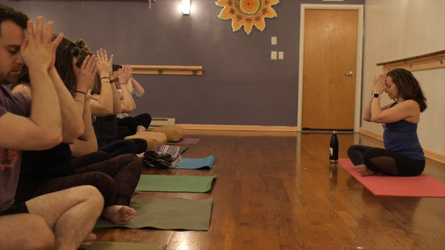Body Scan Meditation with Andrea