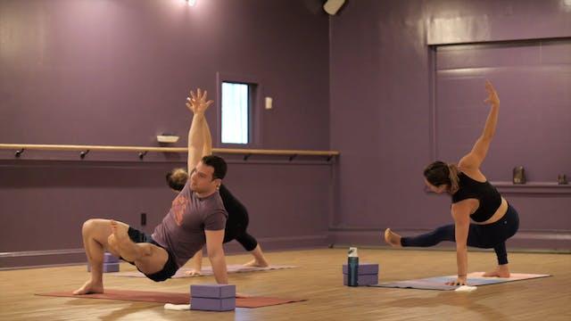 Power Yoga with Sean