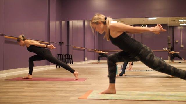 Barkan Yoga with Julie