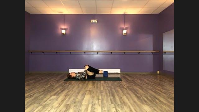 Gentle Yoga -May3