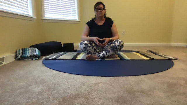 Yin Yoga with Doreen