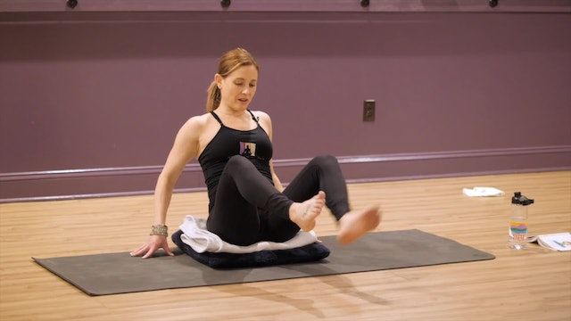 Prenatal Yoga with Amy