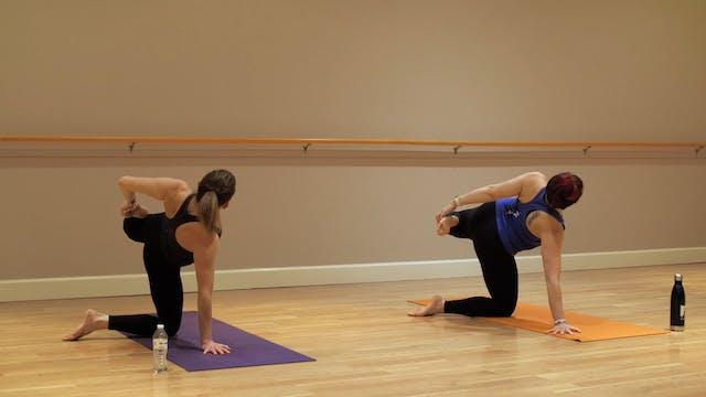 Barre/Yoga Fusion