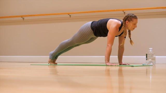 Power Yoga with Jeannine