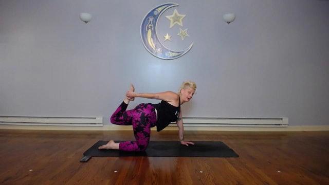 Kickbox Yoga