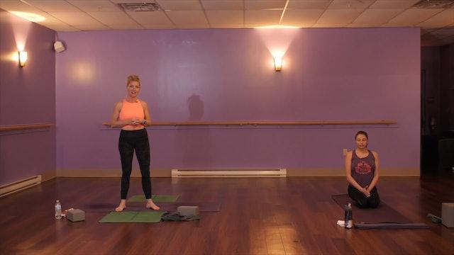 Power Yoga with Sarah