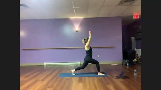 Barre with Amy S