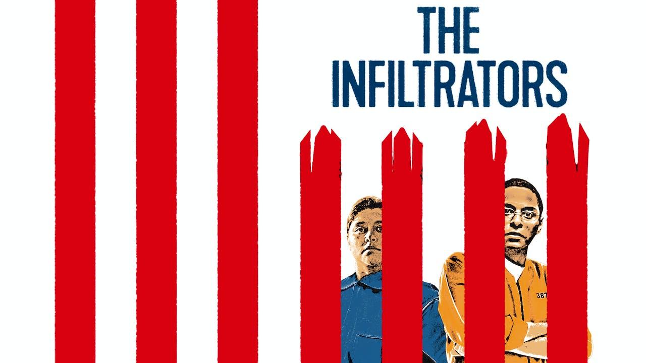 The David Prize presents: The Infiltrators