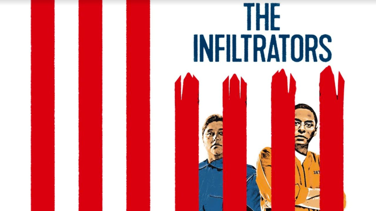 Bookhouse Cinema Presents: The Infiltrators
