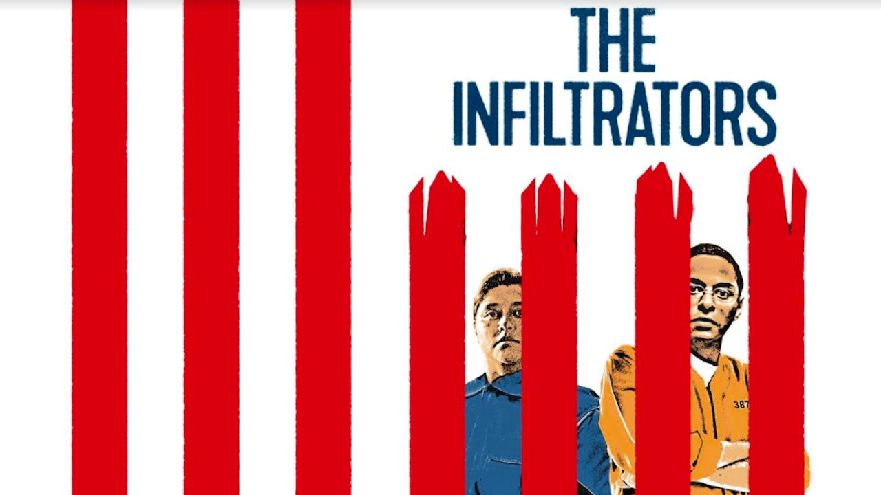 The Cinema Theater Presents The Infiltrators