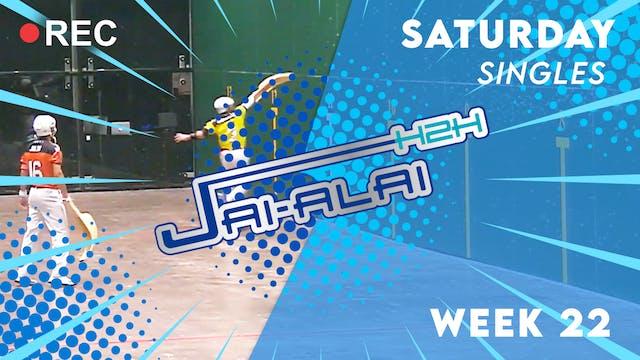 Jai-Alai H2H: Singles (10.9)
