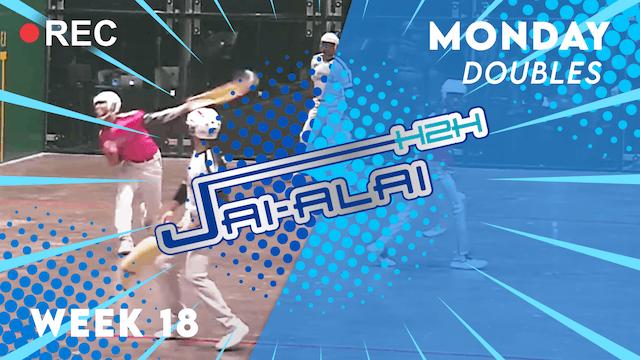 Jai-Alai H2H: Doubles (9.13)