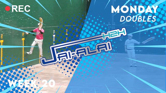 Jai-Alai H2H: Doubles (9.27)