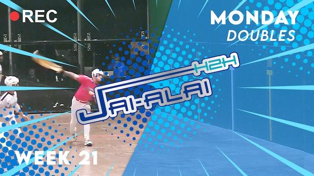 Jai-Alai H2H: Doubles (10.4)