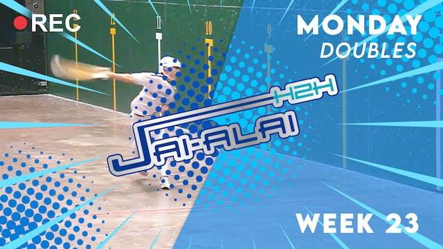 Jai-Alai H2H: Doubles (10.18) - Part 2